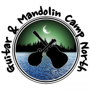 Guitar & Mandolin Camp North Logo
